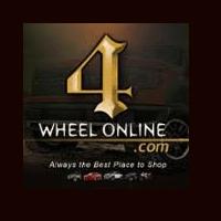 4 Wheel Online Coupon Code