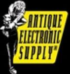 Antique Electronic Supply Coupon CodeAntique Electronic Supply Coupon Code